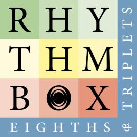 RHYTHMBOX EIGHTHS & TRIPLETS